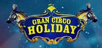 logo circo holiday