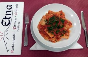 Menú siciliano para dos personas