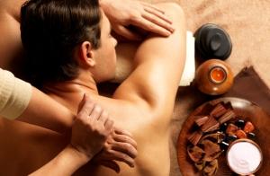 Masaje terapéutico contra el dolor