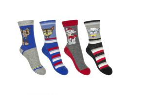 Pack 4 calcetines de la Patrulla Canina