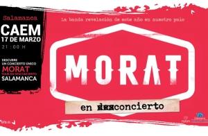 Morat, el grupo revelación del año