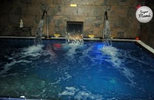 Plan relajante con spa y un gran menú
