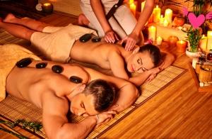 Ritual de belleza + masaje en pareja
