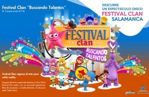 Llega el Festival Clan buscando talentos