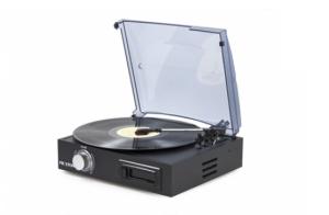 Tocadiscos Convertidor De vinilo y cassette a MP3